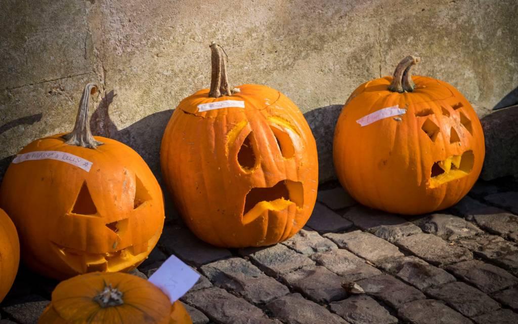 The Scariest #Halloween Pumpkin?