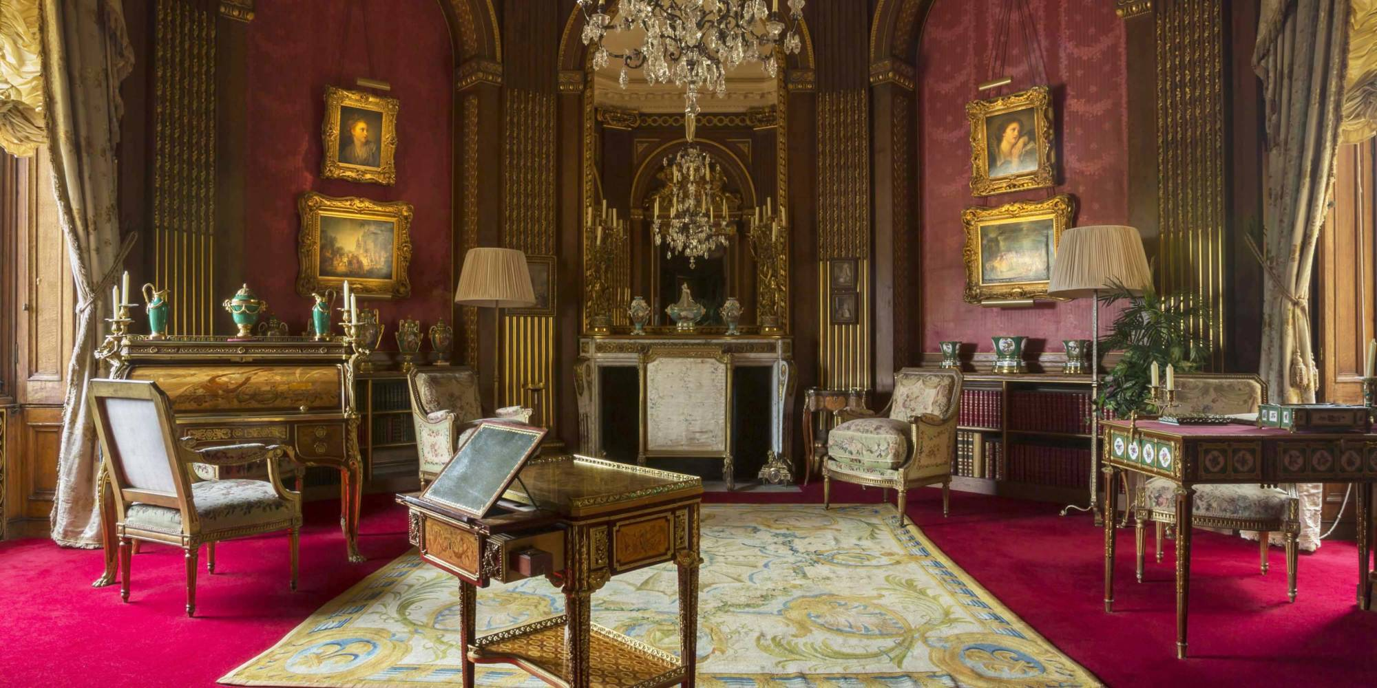 Highlights Of The House Waddesdon Manor