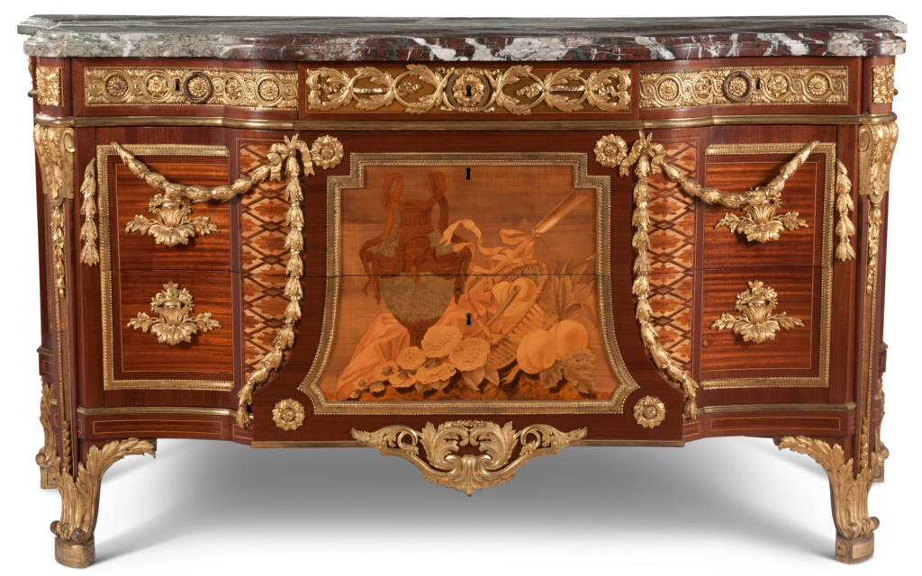 A Closer Look Spotlight On French Royal Furniture By Jean