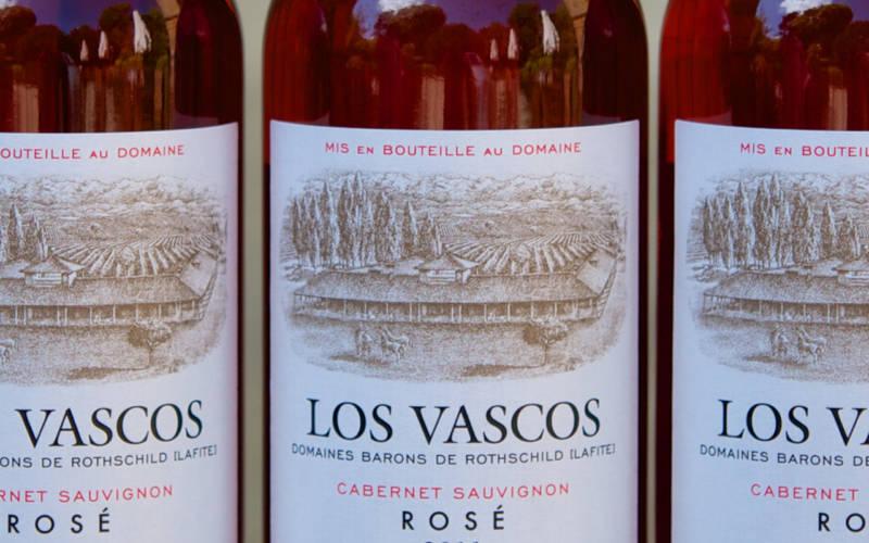 Rosé wines