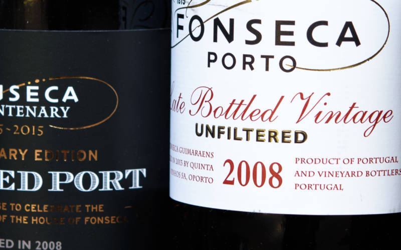Port & sweet wines