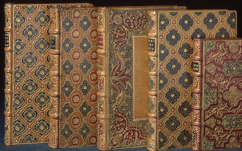 Beautiful books and bindings