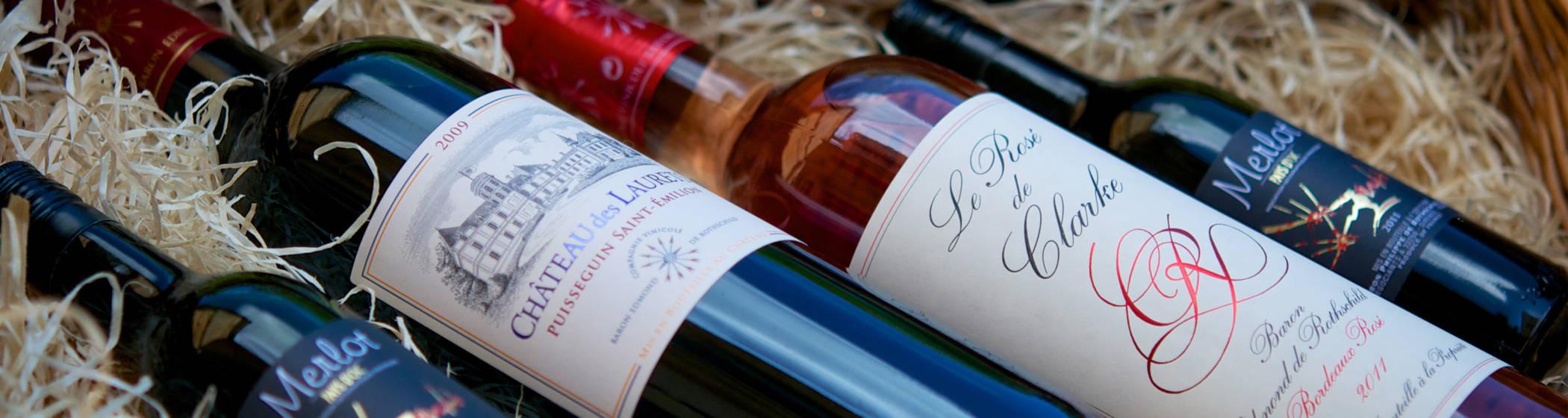 Wines at Waddesdon