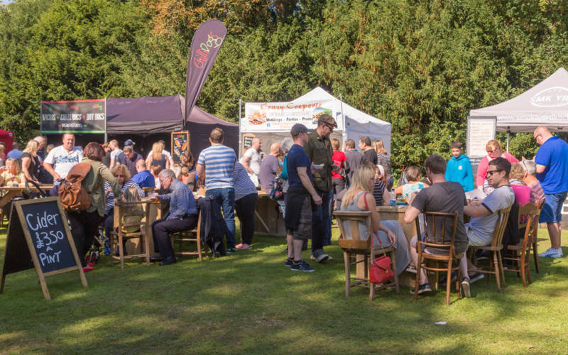 events chilli festival stalls