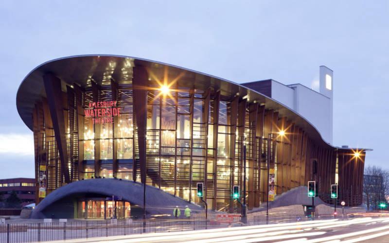 Aylesbury Waterside Theatre in Aylesbury