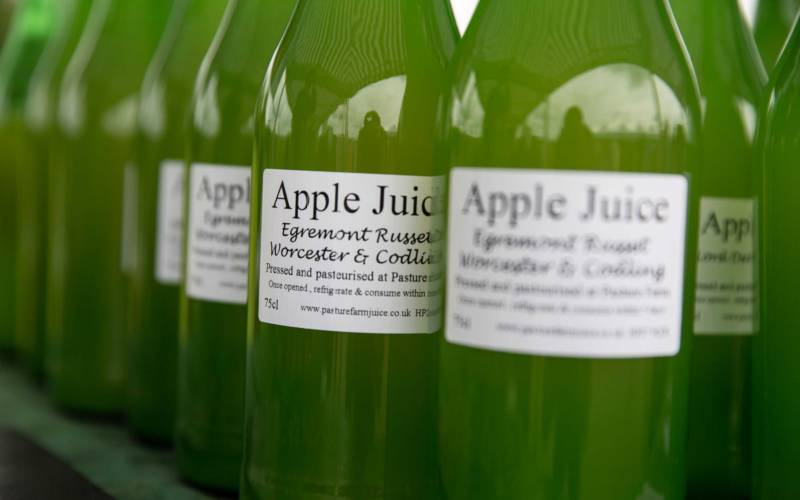 Apple Juice, Artisan Food Market