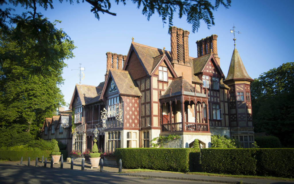 Rothschild Wine Dinner Waddesdon Manor