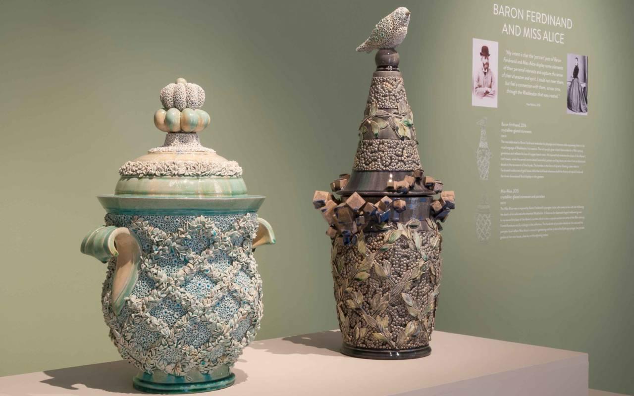 Kate Malone vases