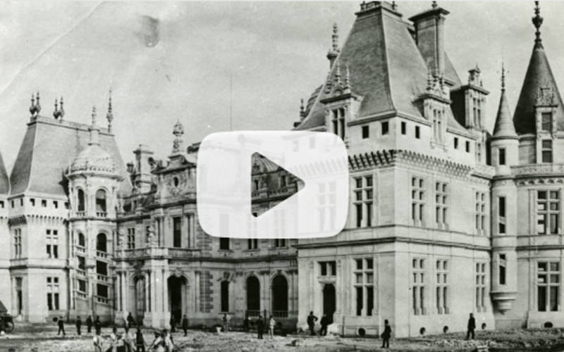 Waddesdon Manor on film thumbnail