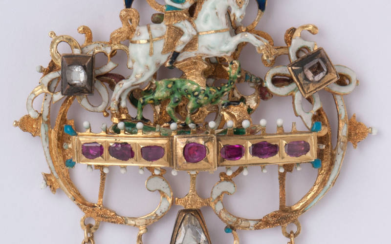 Renaissance jewels - authentic or forgery?