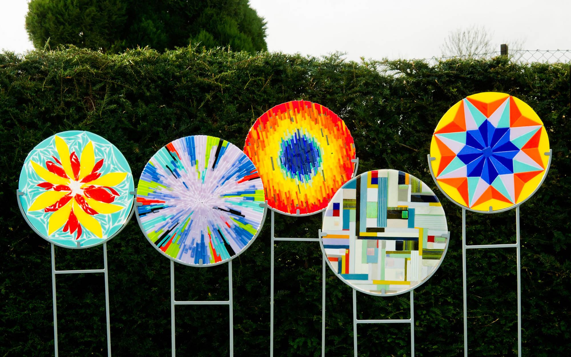 Lollipops by Askett Studio glass artists