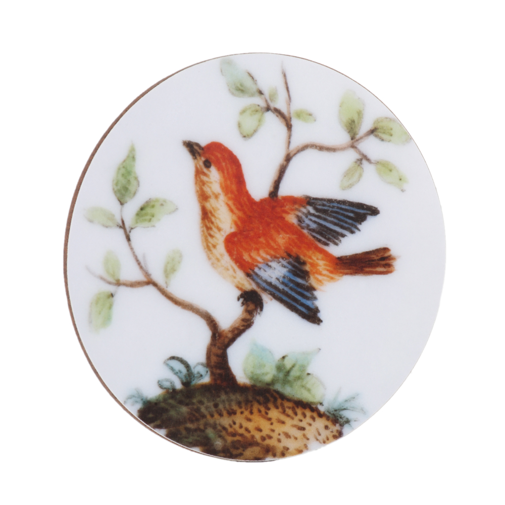 shop-gifts-meissen-homeware-coaster-bird-orange-back-1000-1000-IMG_8501