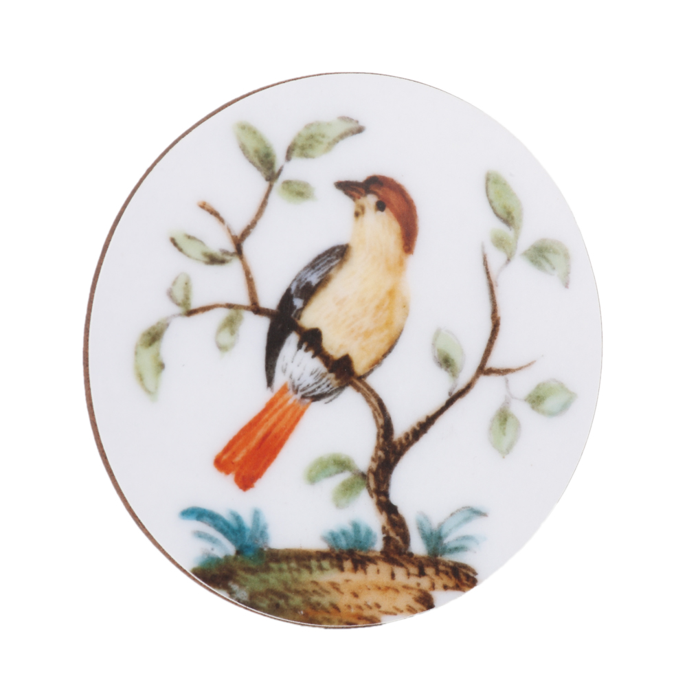 shop-gifts-meissen-homeware-coaster-bird-orange-tail-1000-1000-IMG_8499
