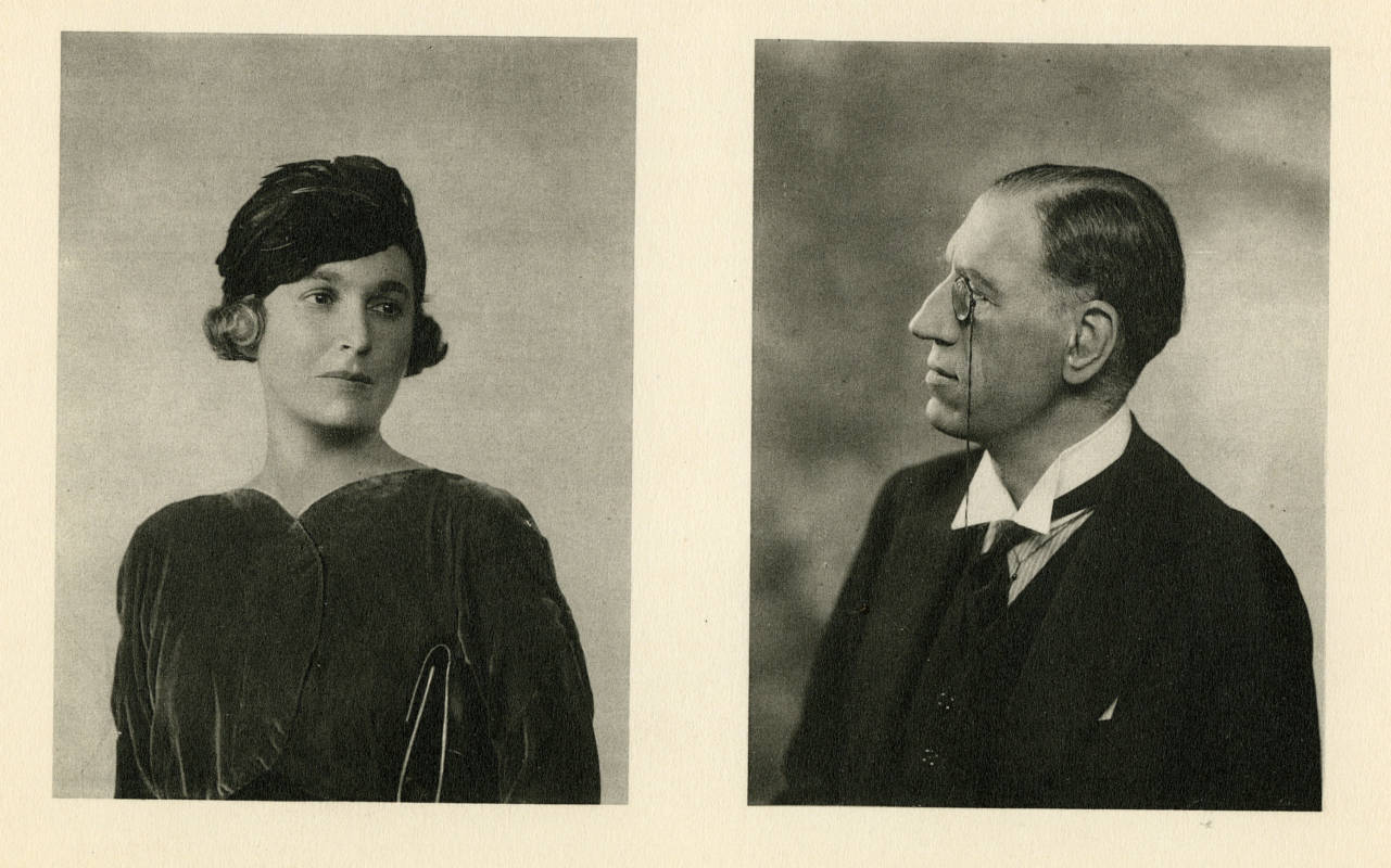 James and Dorothy de Rothschild