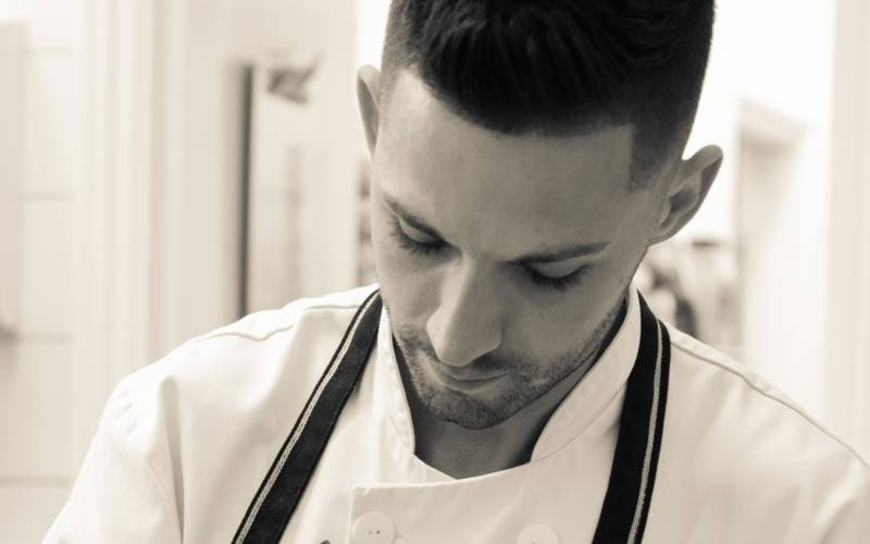 Introducing Waddesdon's Head Pastry Chef Craig Clark