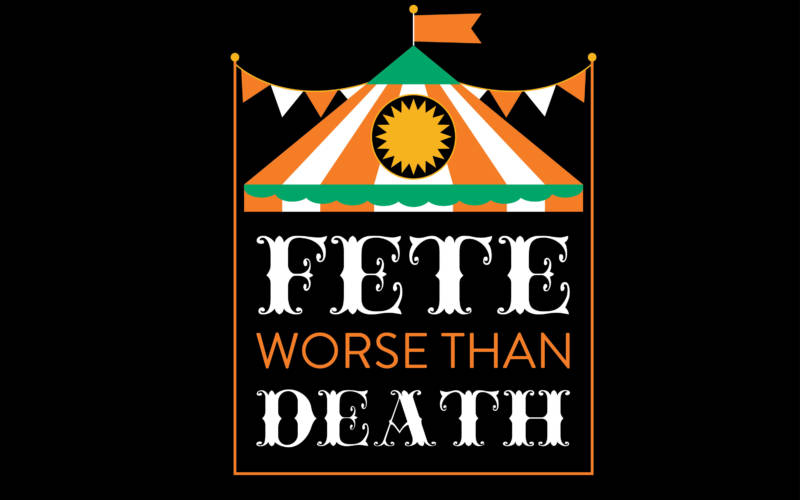 Fete Worse Than Death logo