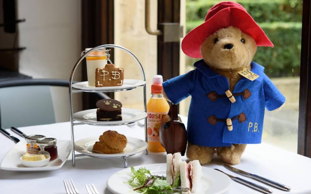 Paddington Children S Afternoon Tea Waddesdon Manor