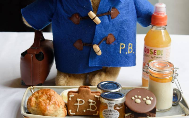 Paddington Children's Afternoon Tea