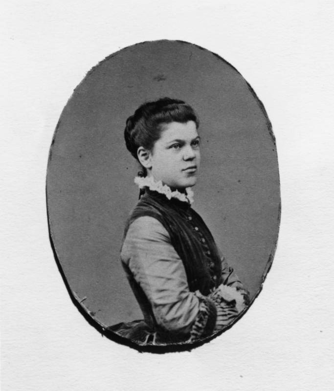 Alice de Rothschild portrait