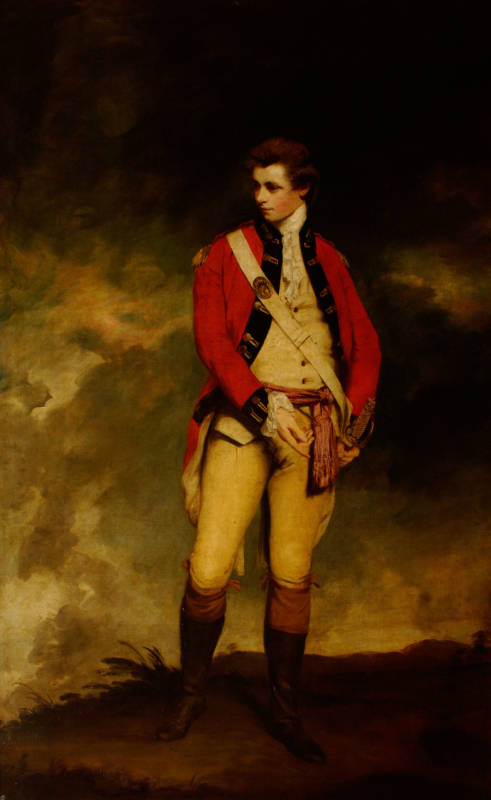 Captain John Hayes St Leger (1756 - 1799)