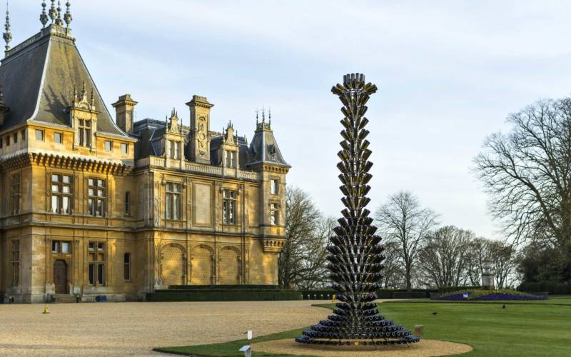 Sculpture Trail, Joana-Vasconcelos-Lafite-contemporary-art-sculpture-3000-1875