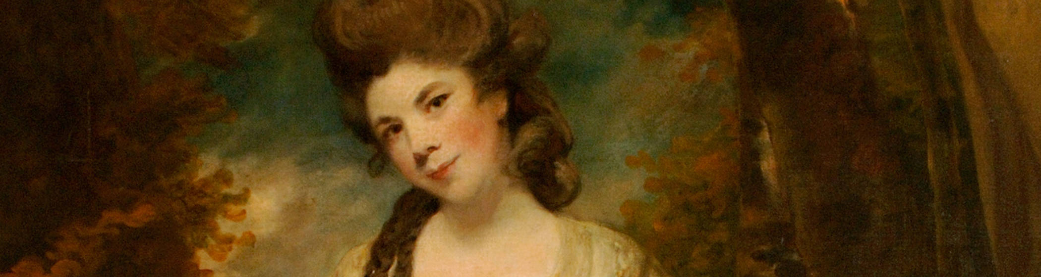 Mrs Abington (c1737 - 1815) as The Comic Muse