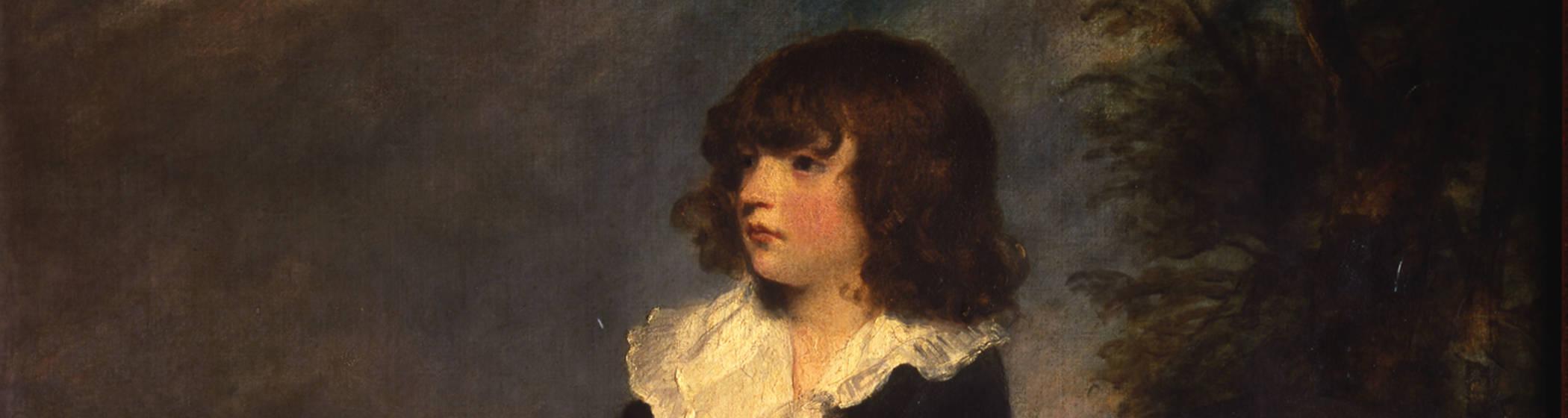 Joshua Reynolds, Master Thomas Braddyll, 1783
