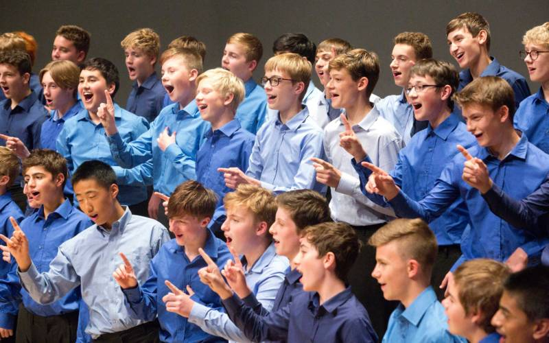 National Youth Boys Choir