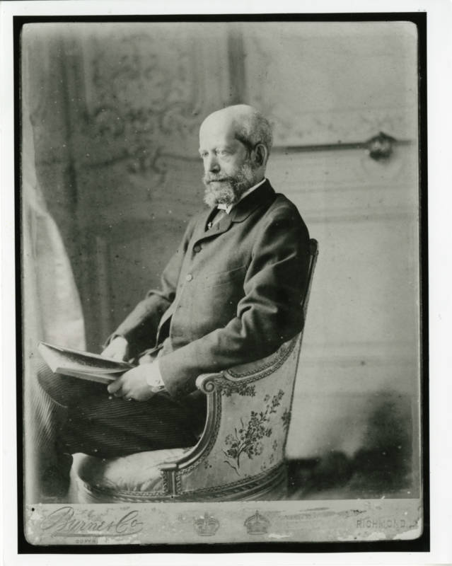 Baron Ferdinand de Rothschild