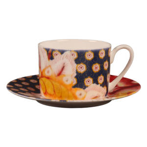 RCA collection roberto landin cup and saucer