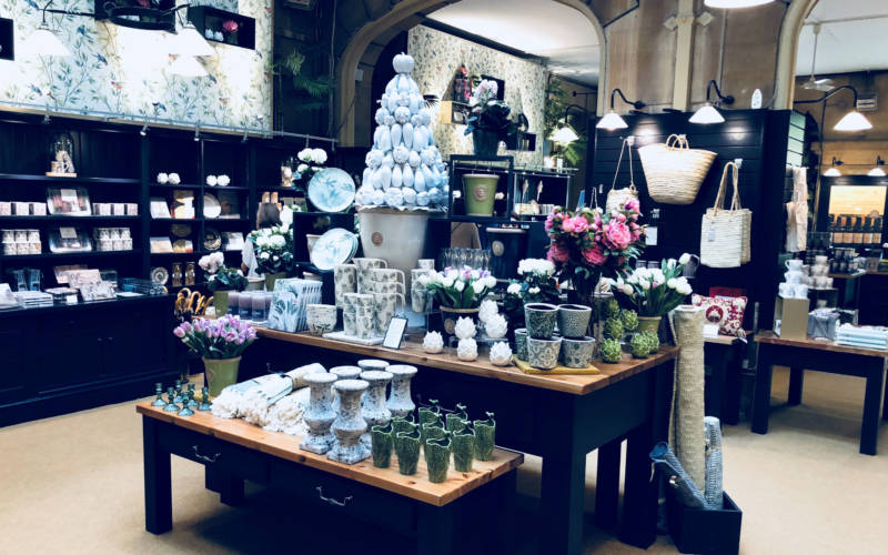 Summer shopping at Waddesdon