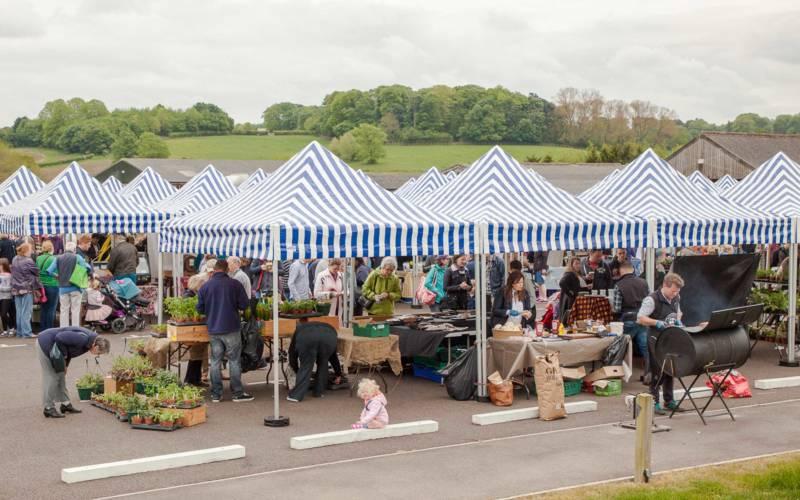 Stalls, Artisan Food Market