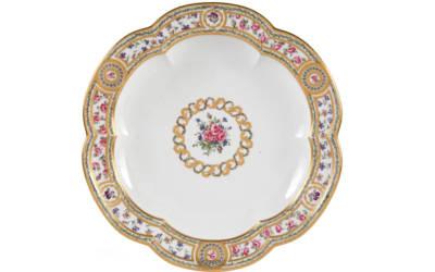 Sèvres porcelain manufactory, The Marie-Antoinette Service, 1781