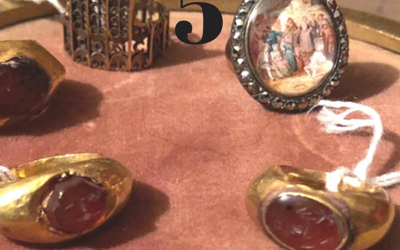 Digital Advent Calendar / fifth day of Christmas
