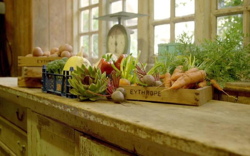 Eythrope veg box
