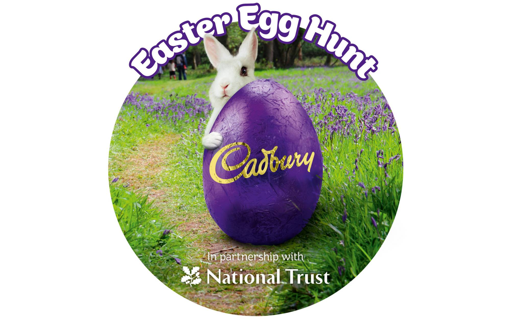 Cadbury's Easter egg hunt 2019