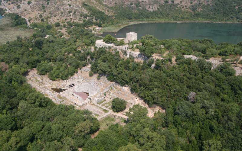 Butrint: preserving a historic site