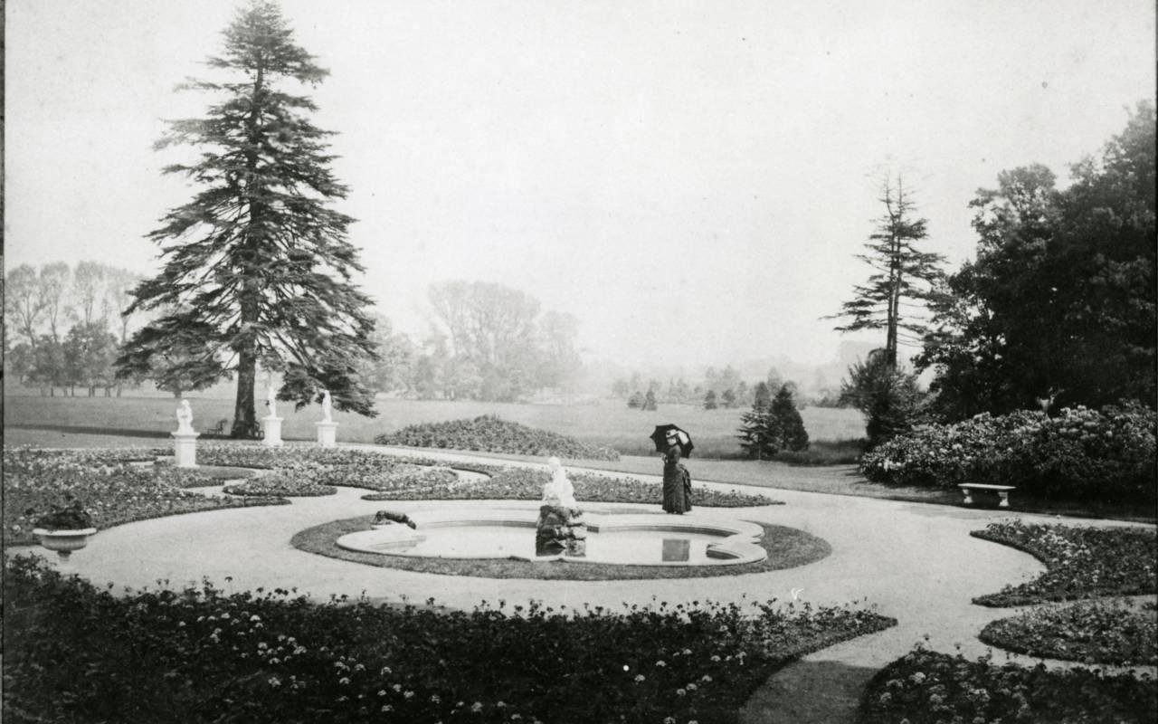 Eythrope gardens