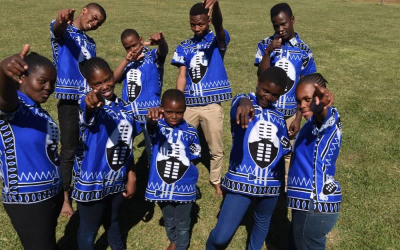 The Bulembu choir