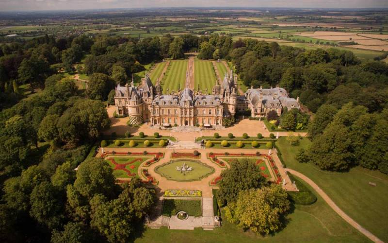 Aerial-view-of-Waddesdon-Manor-1000x625