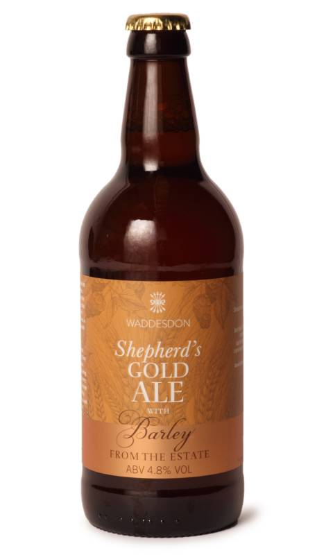 shepherds gold ale