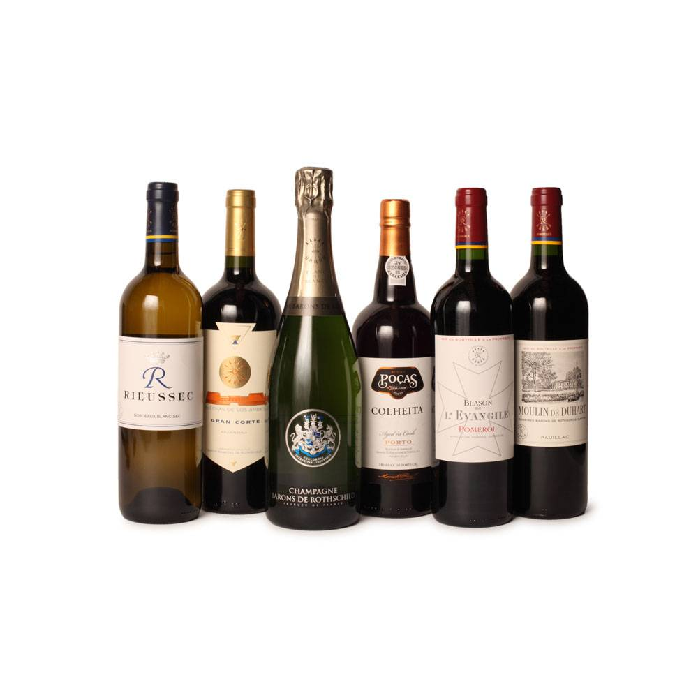 Sommelier christmas selection