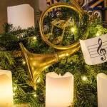 Inspiring a musical Christmas
