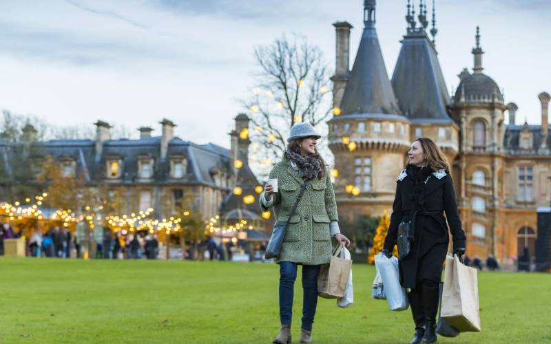 Waddesdon's Christmas Fair gift guide