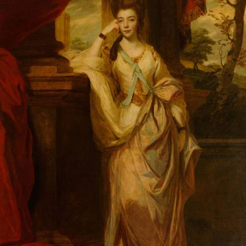 The duchess of cumberland by joshua reynolds