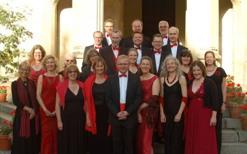 Witchert Chorale group