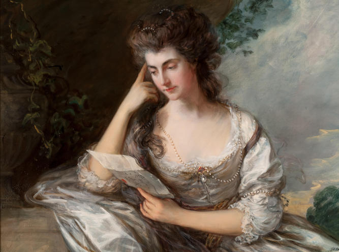 Frances Browne, Mrs John Douglas (1746 - 1811)