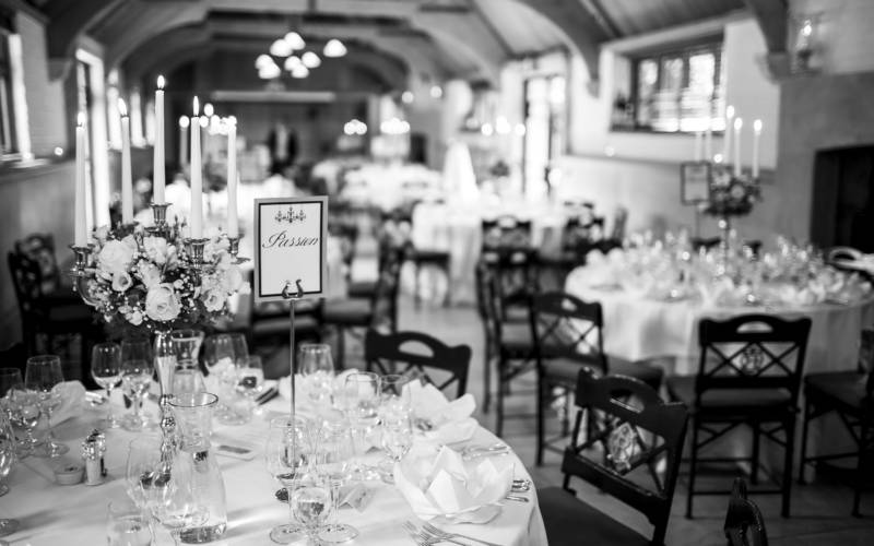 Weddings-dairy-westhall-reception-black-and-white-marcus-charter-3000x1875