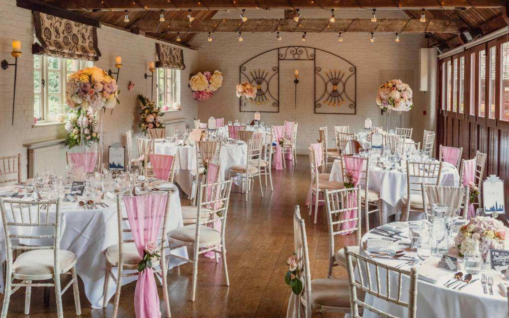 Five Arrows Hotel Exclusive Use Wedding Venue With Accommodation