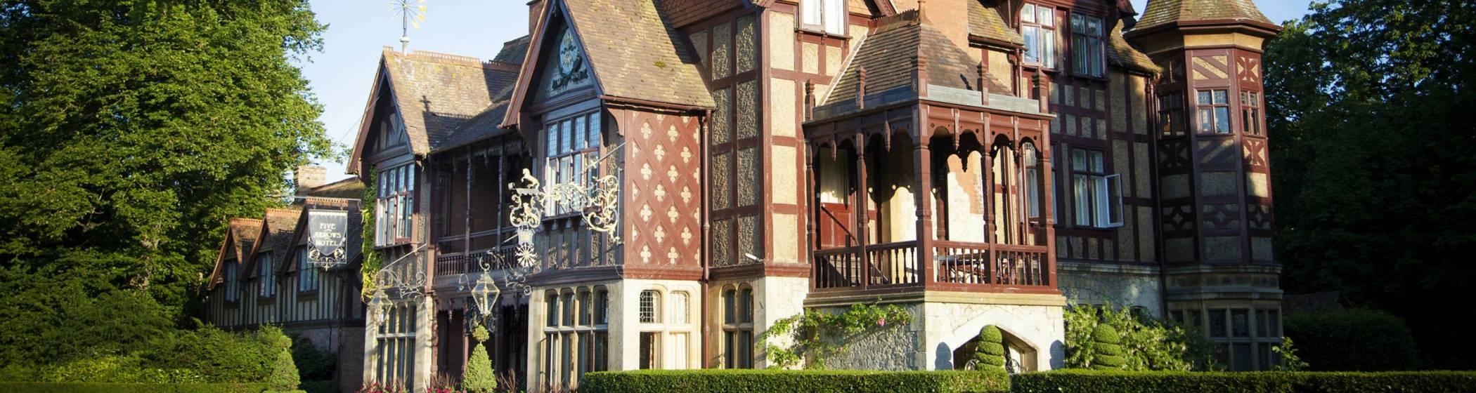 Five Arrows hotel exterior